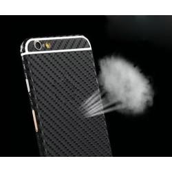 Наклейка фибра карбон на все Iphone