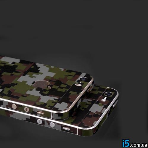 Наклейка military армия на Iphone 5/5s