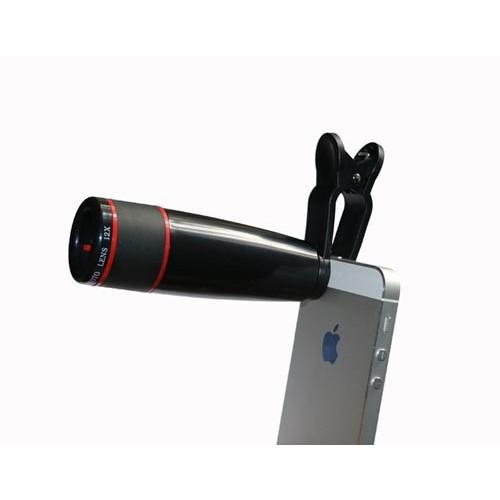 Объектив с фокусом 12 кр увеличение для Iphone