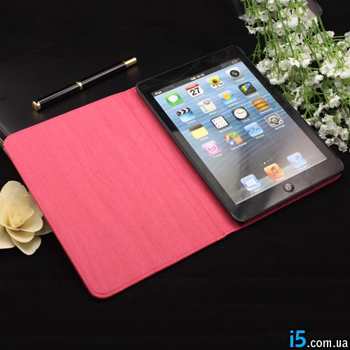 Чехол розовый на Ipad mini 7.95