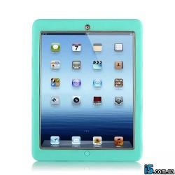 Чехол ударопрочный мятный Ipad Air 9.7