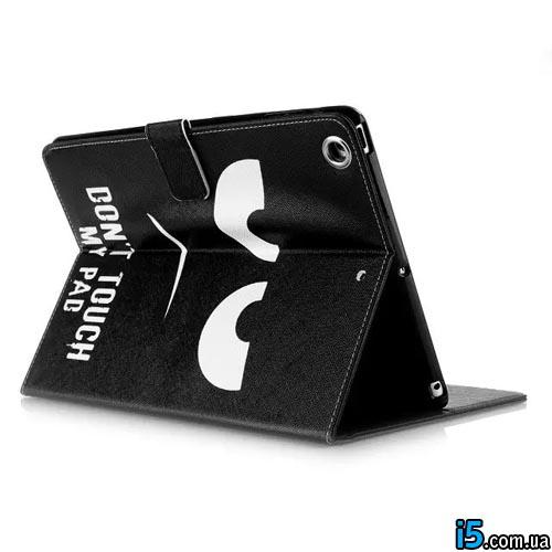 Чехол кожаный принт на Ipad mini 7.95