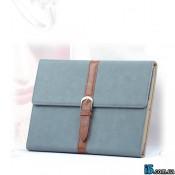 Чехол кожаный портфель на Ipad 9.7