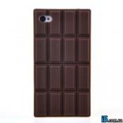 Чехол силиконовый шоколадка на Iphone 6 plus