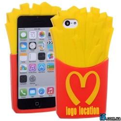 Чехол картофель фри Mcdonalds на Iphone 6/6s