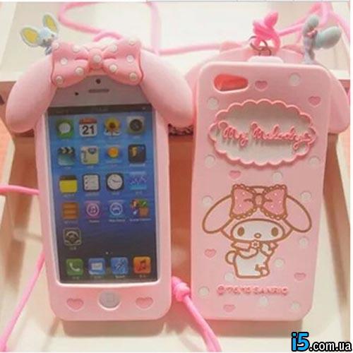 Чехол овечка my melody на Iphone 6/6s