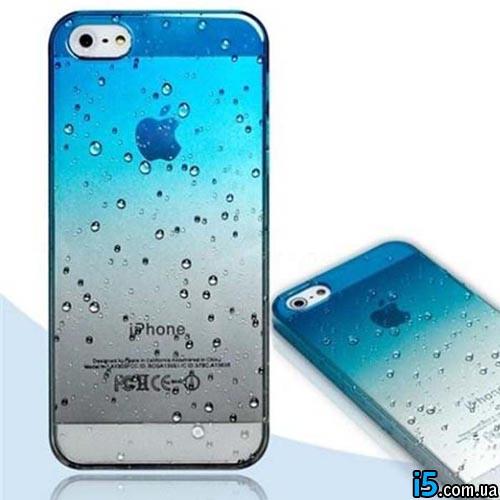 Чехол капли воды на Iphone 6/6s
