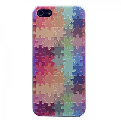 Чехол Пазл Puzzle на Iphone 5/5s