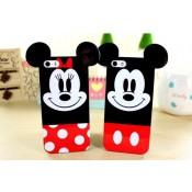 Чехол веселый Mickey на Iphone 5/5s