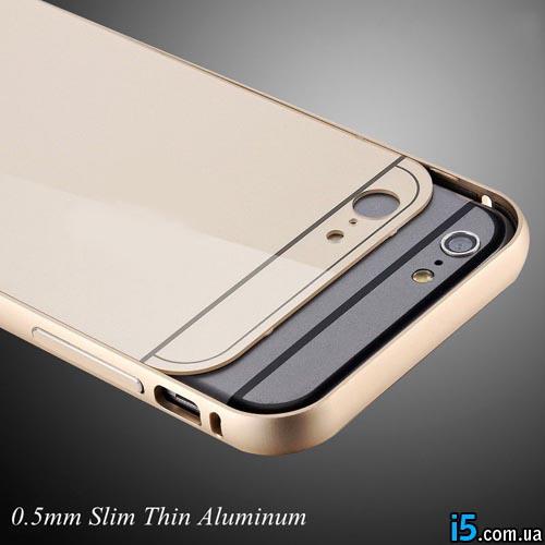 Чехол алюминиевый на Iphone 5/5s