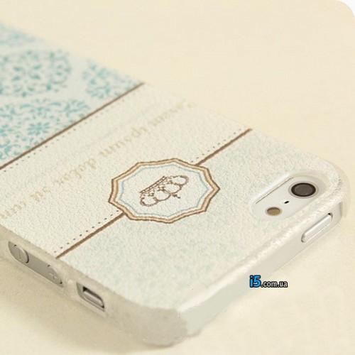 Чехол винтажный корона на Iphone 5/5s