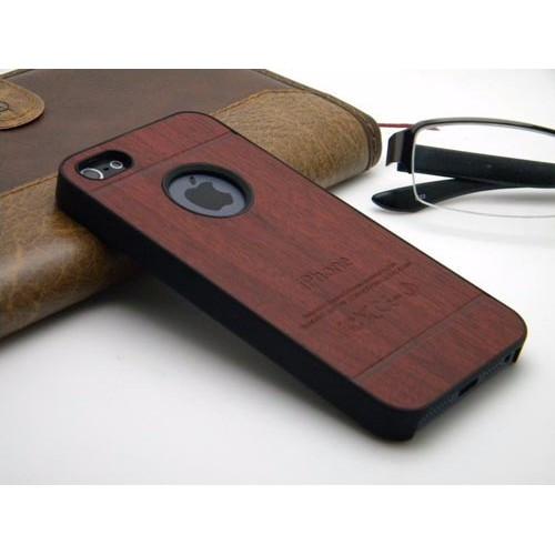 Чехол бордовый на Iphone 5/5s