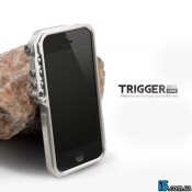 Чехол металлический Trigger на Iphone 5/5s