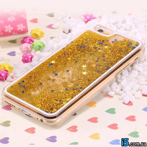 Чехол стружка звезды на Iphone 6/6s