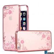 Чехол Floveme Цветы на Iphone 6/6s