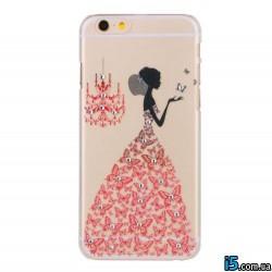 Чехол красочная невеста на Iphone 6/6s