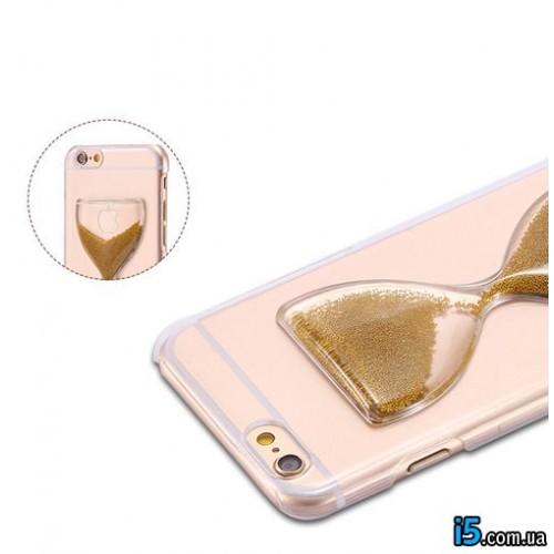 Чехол песочные часы на Iphone 6/6s