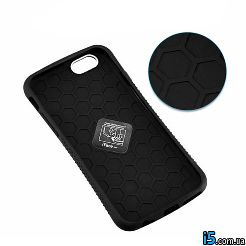 Чехол iFace синий на Iphone 6/6s