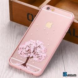Чехол защитный Дерево на Iphone 6/6s