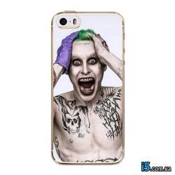 Чехол Сумасшедший Joker на Iphone 6/6s