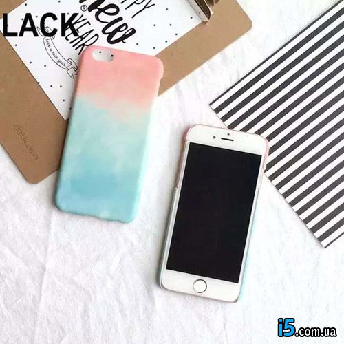 Чехол Градиент Lack на Iphone 6/6s