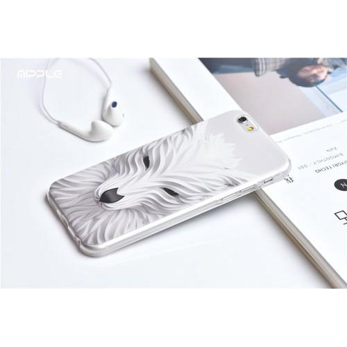 Чехол 3D Волк на Iphone 6/6s