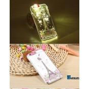 Чехол LED Париж на Iphone 6 plus