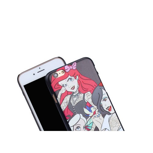 Чехол Принцесса с Wonderland на Iphone 6/6s