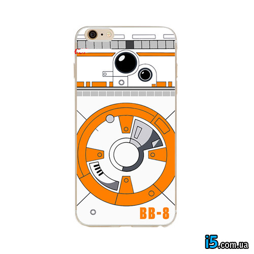 Чехол Star Wars BB-8 на Iphone 6/6s
