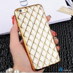 Чехол Золотой Ромб на Iphone 6/6s