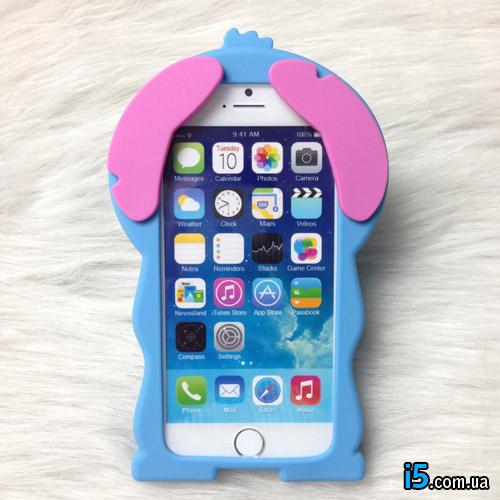 Чехол 3D Стич на Iphone 6/6s