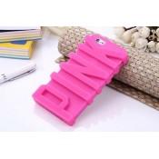Чехол PINK на Iphone 6 plus