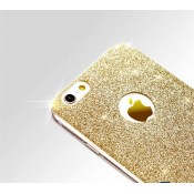 Чехол золотой песок на Iphone 6 plus