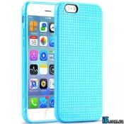 Чехол голубая точка на Iphone 6/6s
