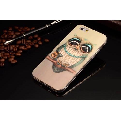Чехол грустная сова на Iphone 6/6s