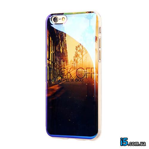 Чехол UWILLBEOK на Iphone 7 PLUS