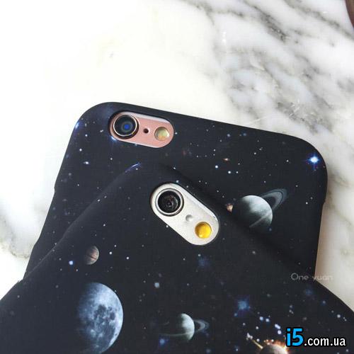 Чехол Ночной Космос на Iphone 6/6s PLUS