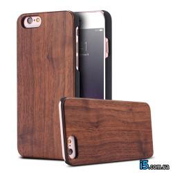 Чехол Деревянный Накладка FLOVEME на Iphone 6/6s PLUS