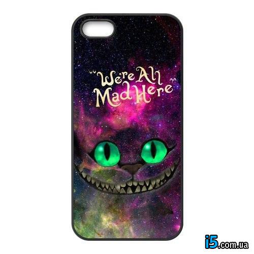 Чехол чеширский кот на Iphone 8 PLUS