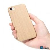 Чехол деревянный на Iphone 7