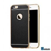 Чехол кожаный на Iphone 8