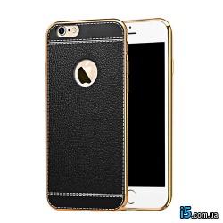 Чехол кожаный на Iphone 7