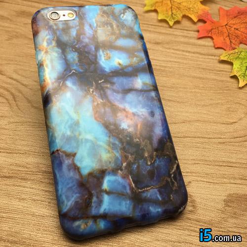 Чехол каменный на Iphone 7 PLUS