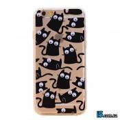 Чехол с котятами на Iphone 8