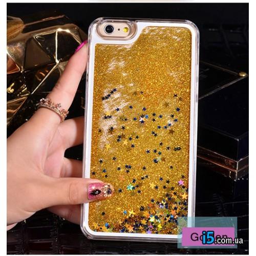 Чехол со звездами на Iphone 8