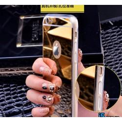 Чехол утратонкий зеркальный на Iphone 7 PLUS