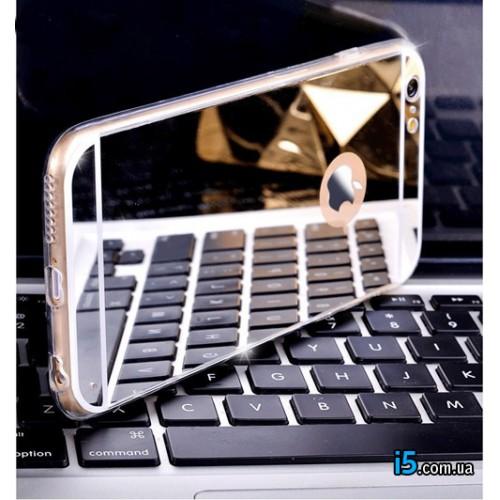 Чехол утратонкий зеркальный на Iphone 8 PLUS