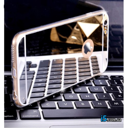 Чехол зеркальный на Iphone 7
