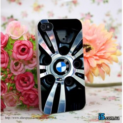 Чехол колесо BMW на Iphone 7