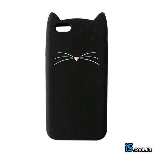 Чехол котик на Iphone 8